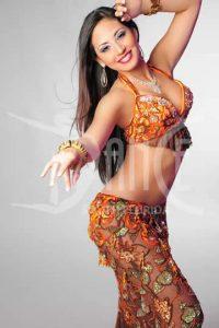 Belly Dancer Jamileh