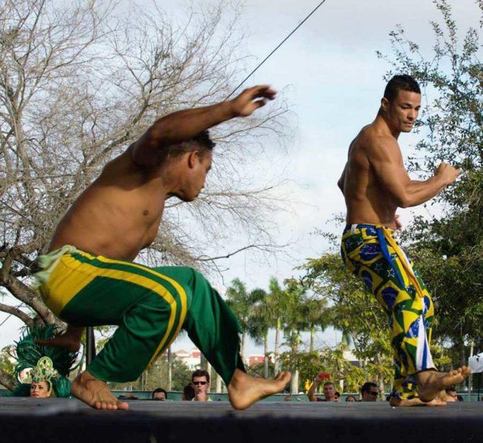 Samba Dancers Miami Brazilian Dance Entertainment Dance