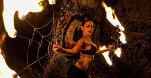 Fire Dancer Female