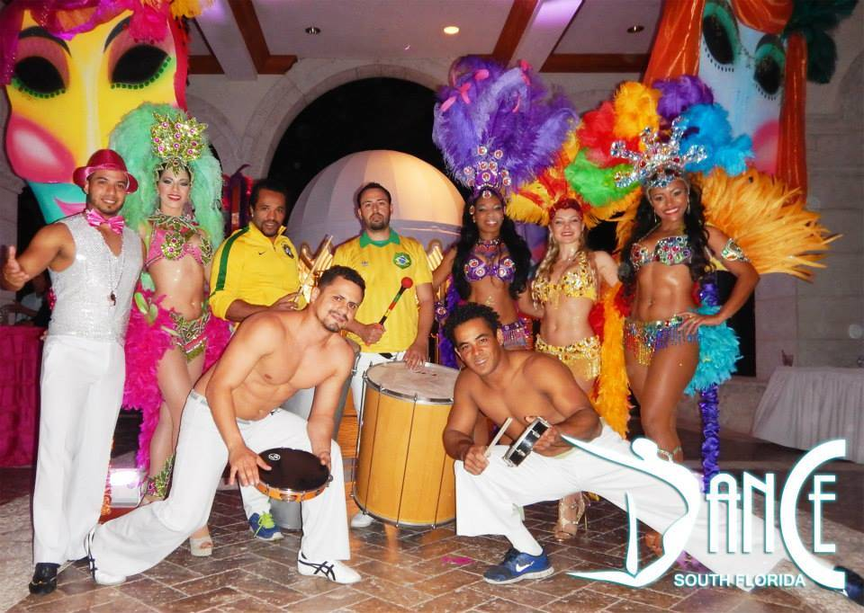 Samba Dancers Miami Brazilian Dance Entertainment - Dance