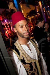 Moroccan Male Greeter