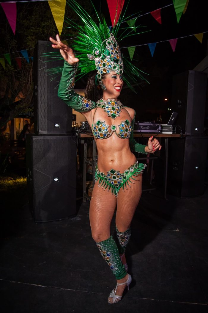Samba Dancers Miami Brazilian Dance Entertainment Dance