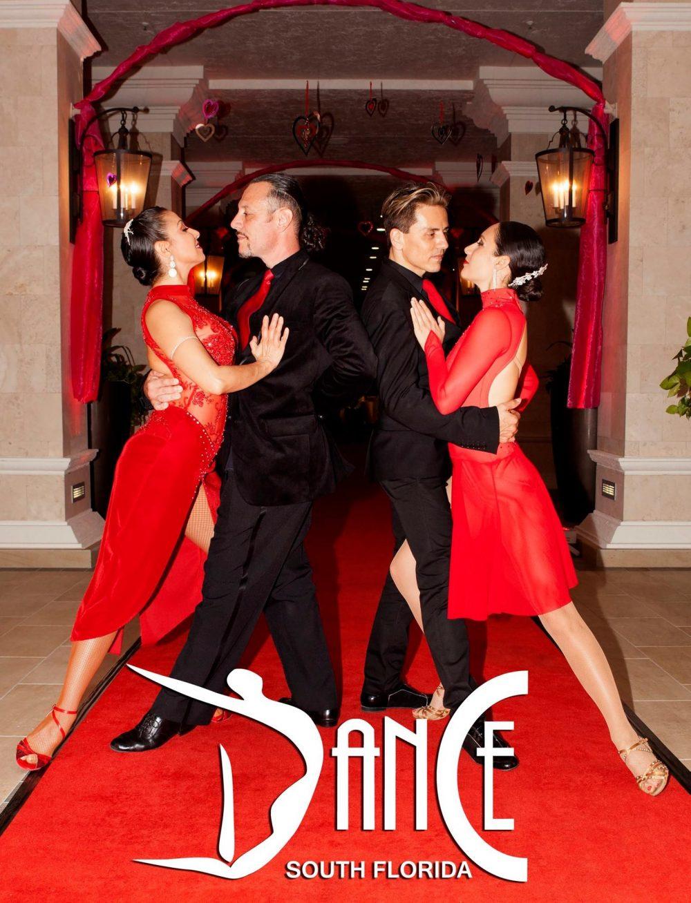Tango Dancers Miami Professional Dancers for Hire - Dance
